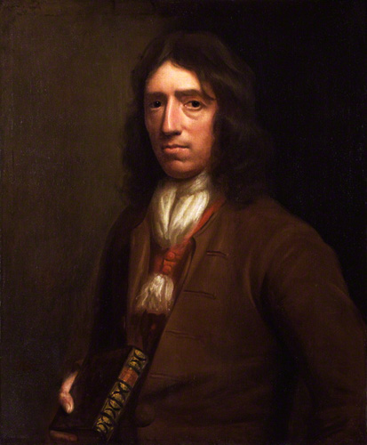 Portrait William Dampier 1651-1715