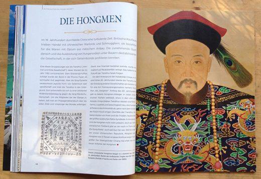 Artikel über die Hongmen