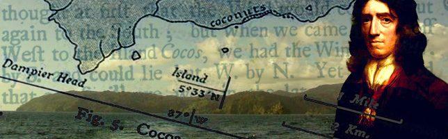 Portrait Dampier vor Kokosinsel