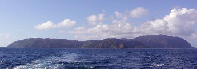Die Kokos-Insel