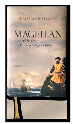 Buchcover Magellan